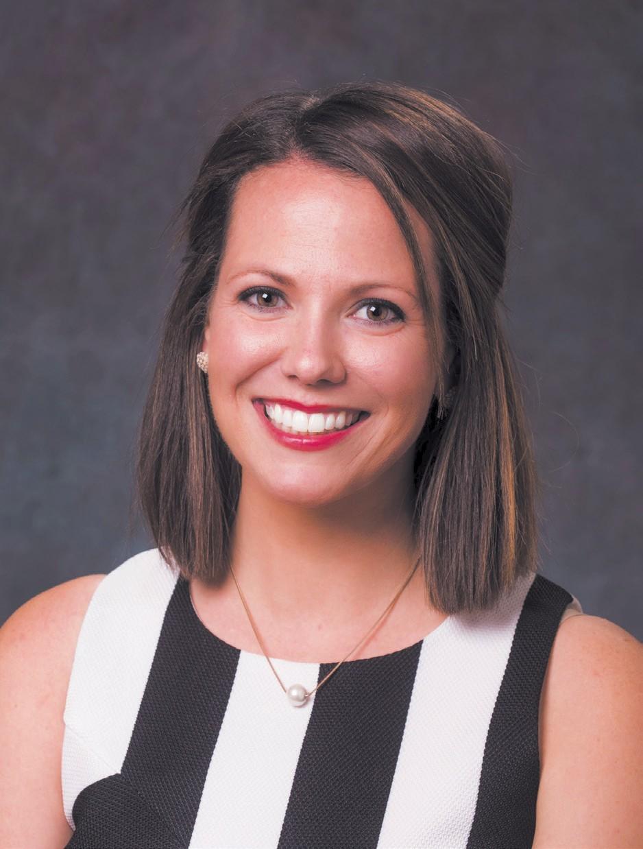 Amanda Hallman- Teacher Of The Year