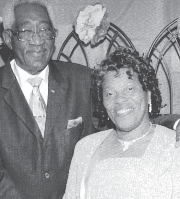 Pastor and Mrs. James Savage