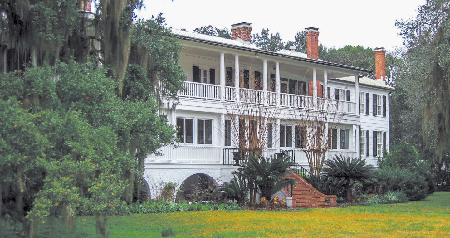 The Lebanon Plantation, awarded for Excellence in Stewardship