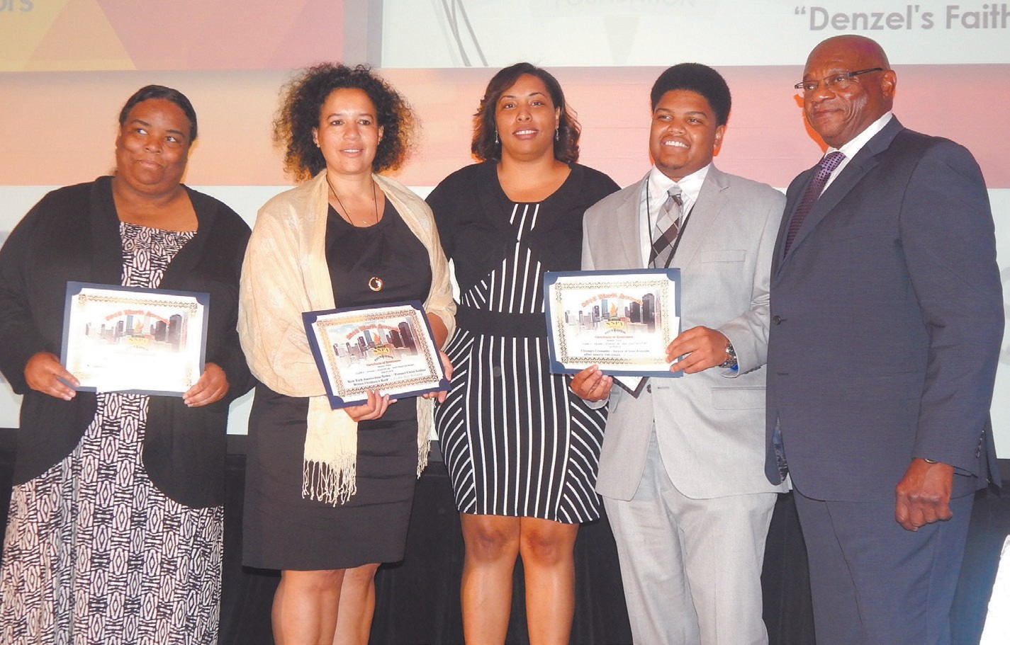 2016 NNPA Merit Award Recipients
