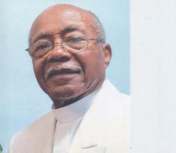 Presiding Elder J.E. Taylor