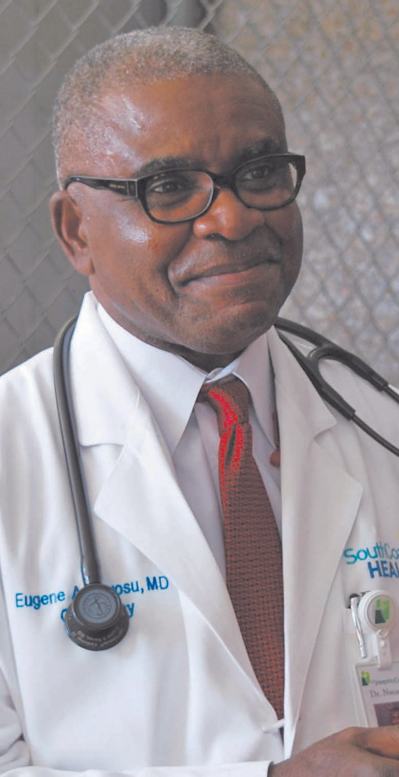Dr. Eugene Nwosu
