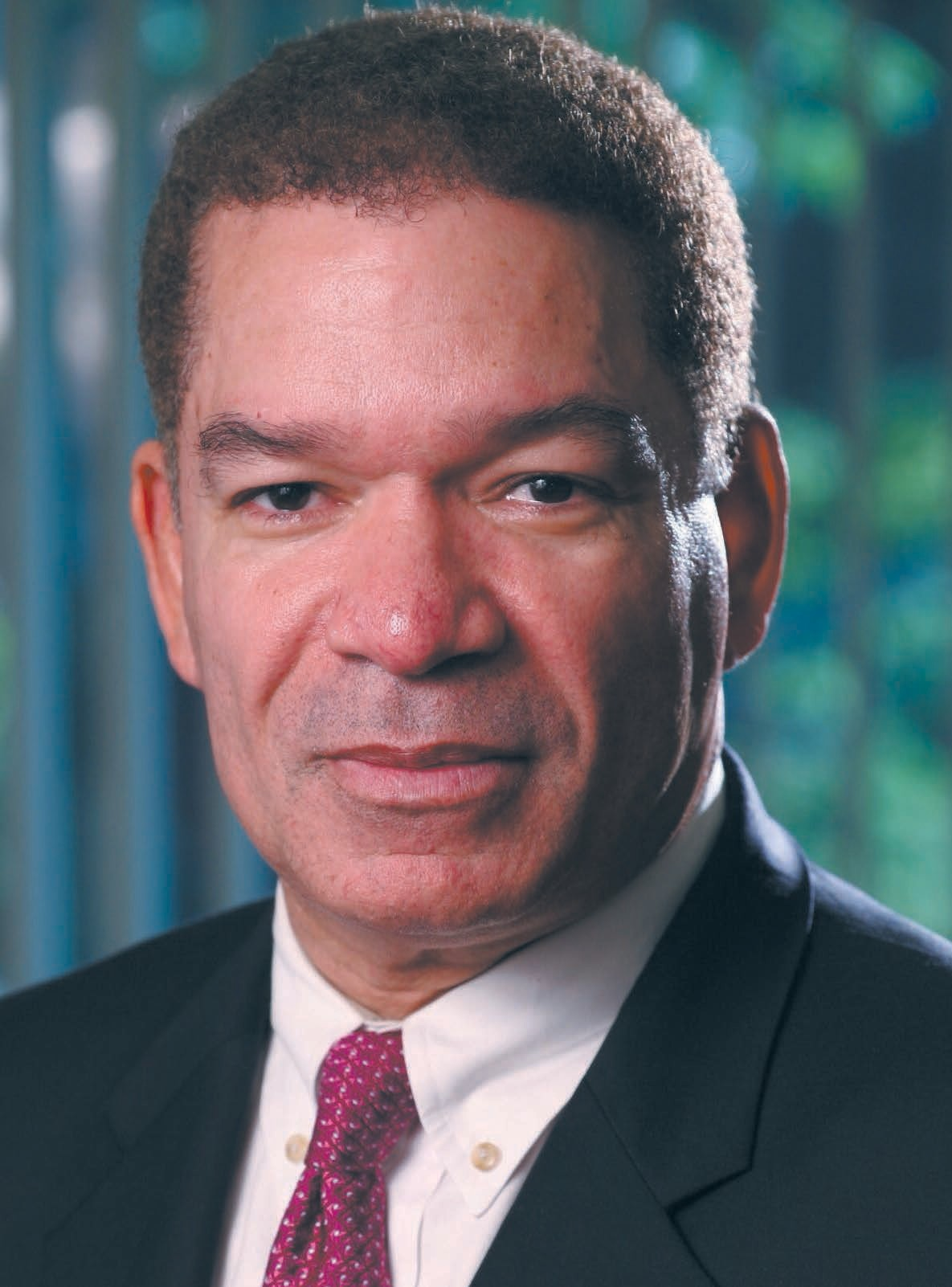 Attorney Michael A. Grant, President of the National Bankers Association.
