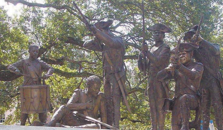 Haitian Memorial Monument