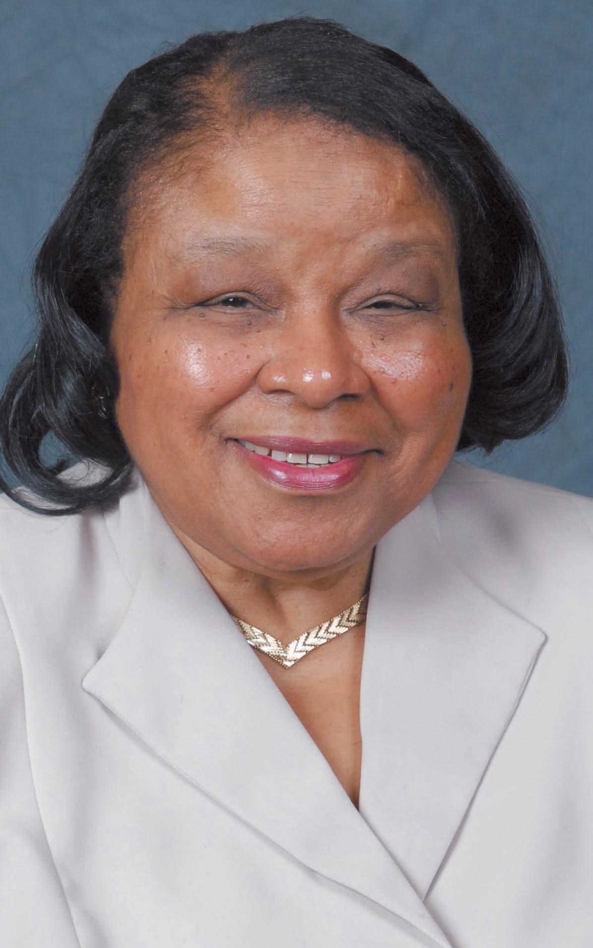 NAACP Secretary Carolyn Quilloin Coleman