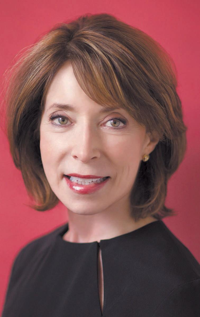 Founder Paula Wallace