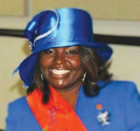 Ms. CassUndra Huntley, 2016 National Alumni Queen