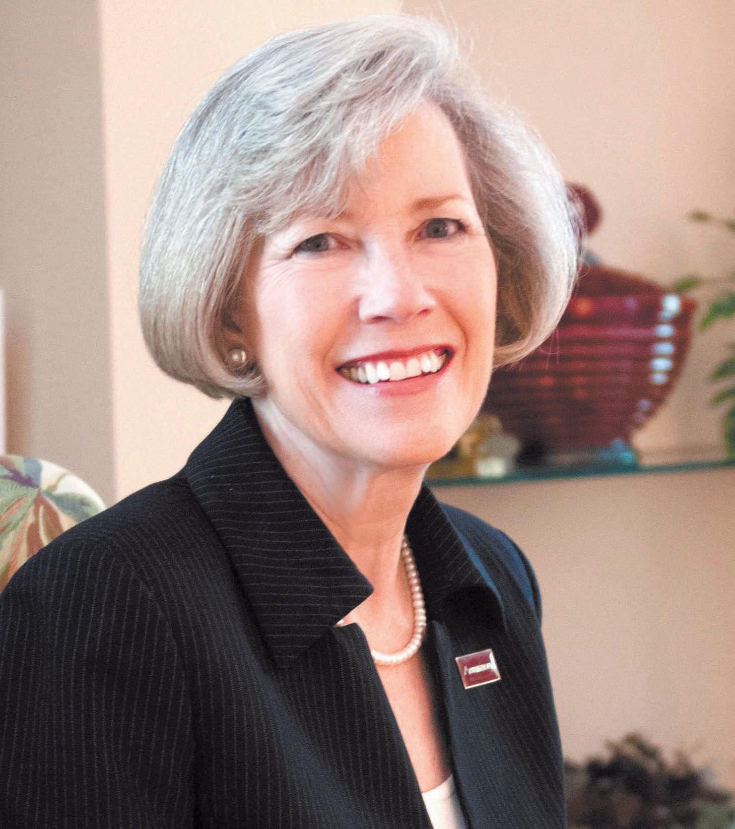 Armstrong President Linda M. Bleicken