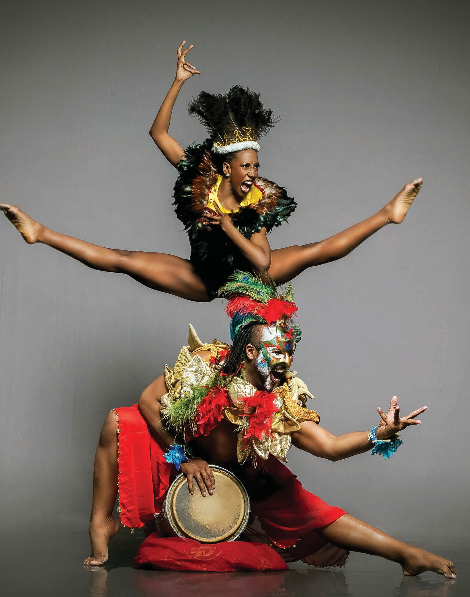 Cleo Parker Robinson Dance Ensemble Bamboula- Musicians Brew Photo credit: Jerry Metellus