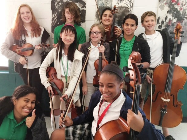The Garrison Orchestra has 9 students who passed on to the final round of the GMEA All State Orchestra auditions. They will travel to the Westminster Schools, in Atlanta, on January 7, 2017 for the final round of auditions. Thank you for all of you continued support!